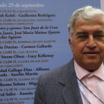Suresh Kohli at Hay Festival in Spain, 2012